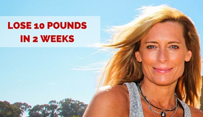 alt= lose 10 pounds in 2 weeks rachel krider